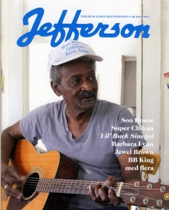 Cover Jefferson # 184 Lil' Buck